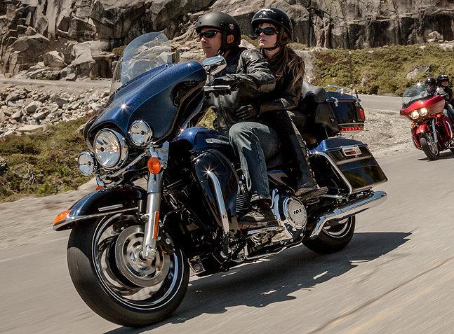 Harley-Davidson 1690 ELECTRA GLIDE ULTRA CLASSIC FLHTCUI 2012 - 2