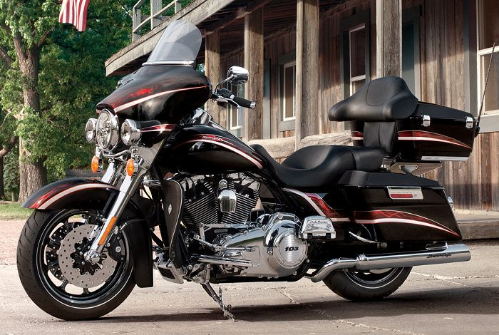 Harley-Davidson 1690 ELECTRA GLIDE ULTRA CLASSIC FLHTCUI 2012 - 1