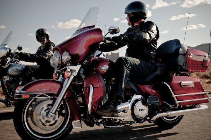 Harley-Davidson 1690 ELECTRA GLIDE ULTRA CLASSIC FLHTCUI 2012 - 10