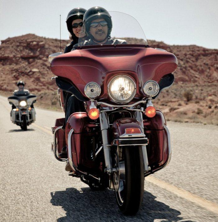 Harley-Davidson 1690 ELECTRA GLIDE ULTRA CLASSIC FLHTCUI 2012 - 7