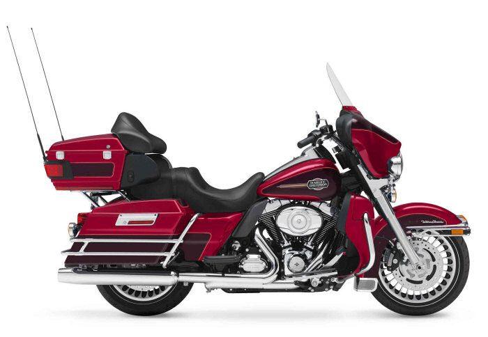 Harley-Davidson 1690 ELECTRA GLIDE ULTRA CLASSIC FLHTCUI 2012 - 8