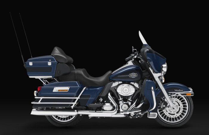 Harley-Davidson 1690 ELECTRA GLIDE ULTRA CLASSIC FLHTCUI 2012 - 9