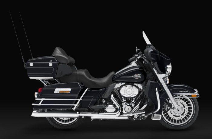 Harley-Davidson 1690 ELECTRA GLIDE ULTRA CLASSIC FLHTCUI 2012 - 4