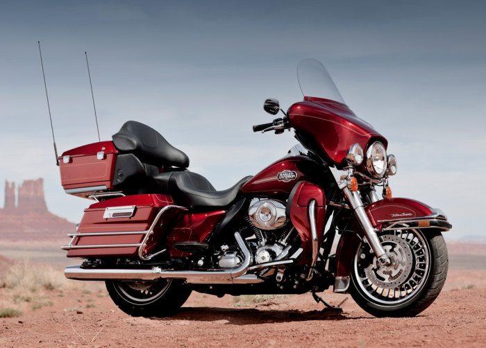 Harley-Davidson 1690 ELECTRA GLIDE ULTRA CLASSIC FLHTCUI 2012 - 3