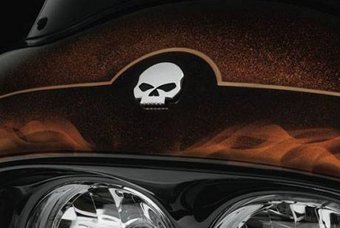 Harley-Davidson CVO ROAD GLIDE CUSTOM 1800 FLTRXSE2 2013 - 2