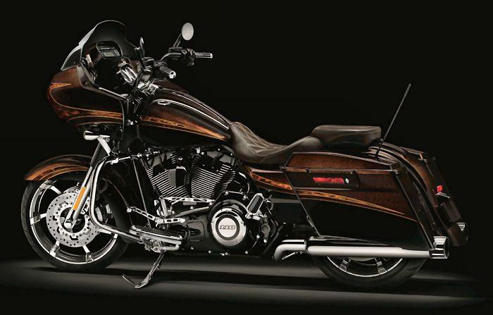 Harley-Davidson CVO ROAD GLIDE CUSTOM 1800 FLTRXSE2 2013 - 12