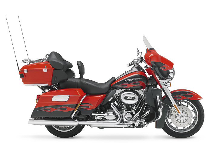 Harley-Davidson CVO ELECTRA GLIDE ULTRA CLASSIC 1800 FLHTCUSE5 2011 - 1