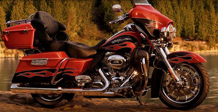 Harley-Davidson CVO ELECTRA GLIDE ULTRA CLASSIC 1800 FLHTCUSE5 2011 - 10