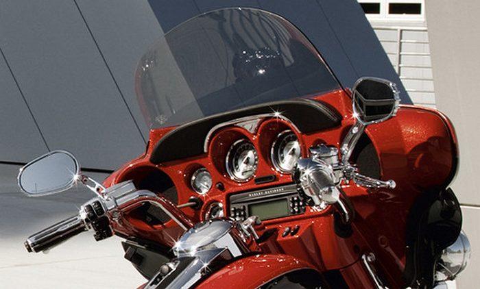 Harley-Davidson CVO ELECTRA GLIDE ULTRA CLASSIC 1800 FLHTCUSE5 2011 - 11
