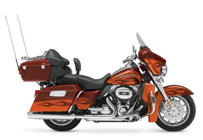 Harley-Davidson CVO ELECTRA GLIDE ULTRA CLASSIC 1800 FLHTCUSE5 2011 - 17