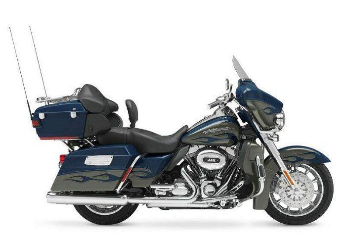 Harley-Davidson CVO ELECTRA GLIDE ULTRA CLASSIC 1800 FLHTCUSE5 2011 - 18