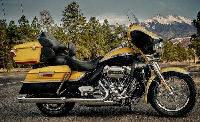 Harley-Davidson CVO ELECTRA GLIDE ULTRA CLASSIC 1800 FLHTCUSE5 2011 - 2012