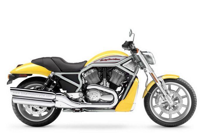 Harley-Davidson 1130 STREET-ROD VRSCR 2005 - 18
