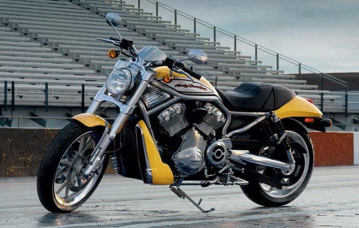 Harley-Davidson 1130 STREET-ROD VRSCR 2005 - 12