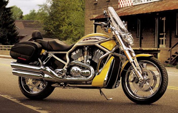 Harley-Davidson 1130 STREET-ROD VRSCR 2005 - 6