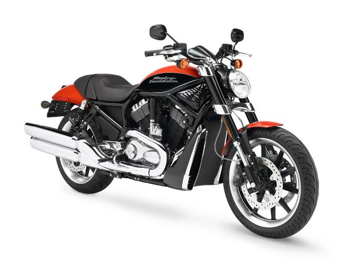 Harley-Davidson 1130 STREET-ROD VRSCR 2005 - 5