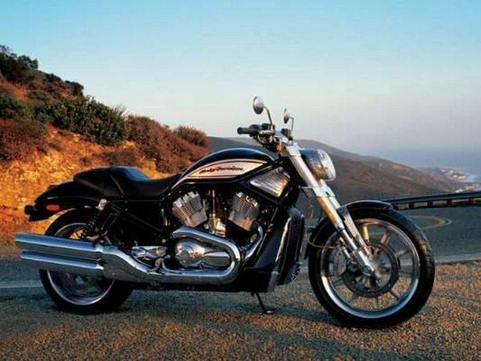 Harley-Davidson 1130 STREET-ROD VRSCR 2005 - 25