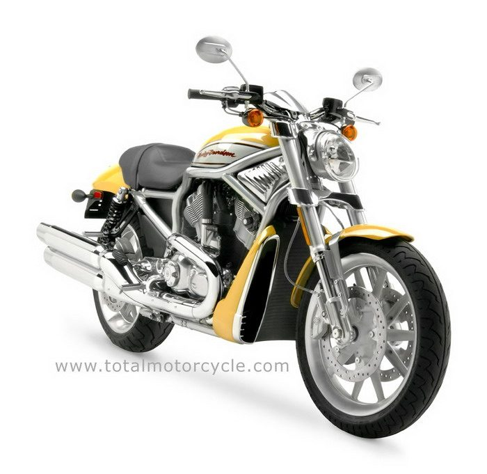 Harley-Davidson 1130 STREET-ROD VRSCR 2005 - 16