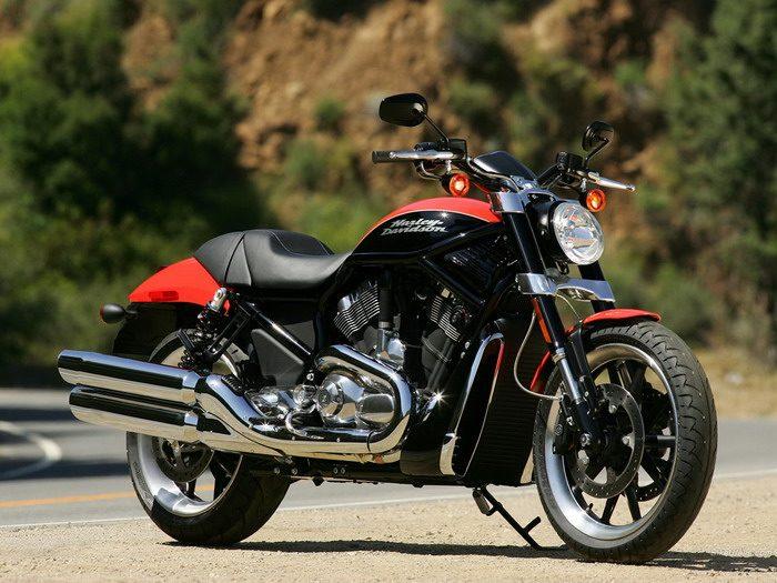 Harley-Davidson 1130 STREET-ROD VRSCR 2005 - 22