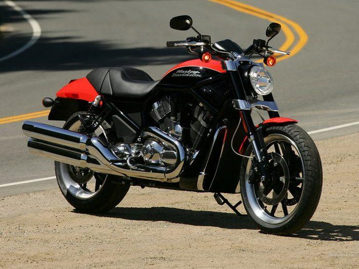 Harley-Davidson 1130 STREET-ROD VRSCR 2005 - 26