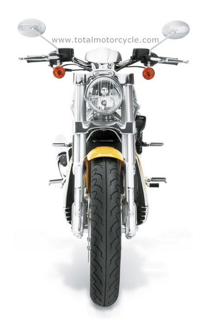 Harley-Davidson 1130 STREET-ROD VRSCR 2005 - 2