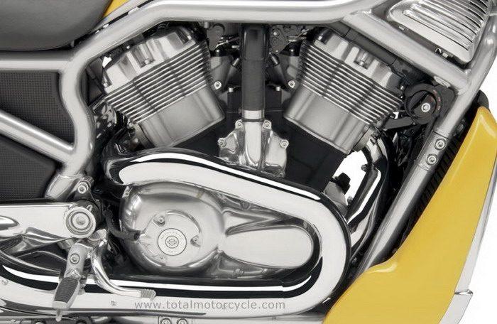 Harley-Davidson 1130 STREET-ROD VRSCR 2005 - 8