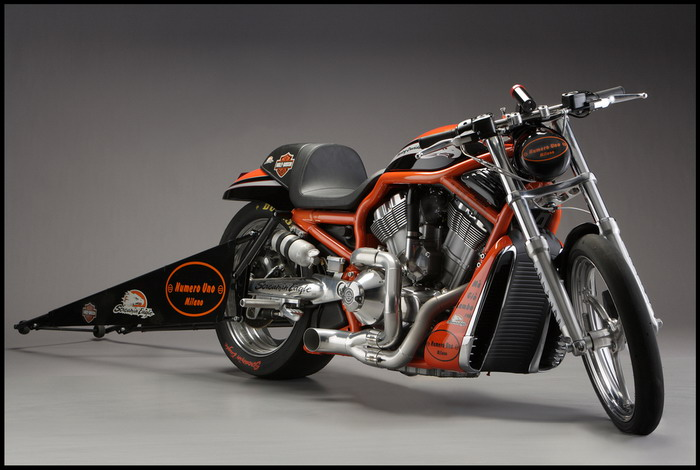 Harley-Davidson 1300 V-ROD DESTROYER VRXSE 2006 - 9