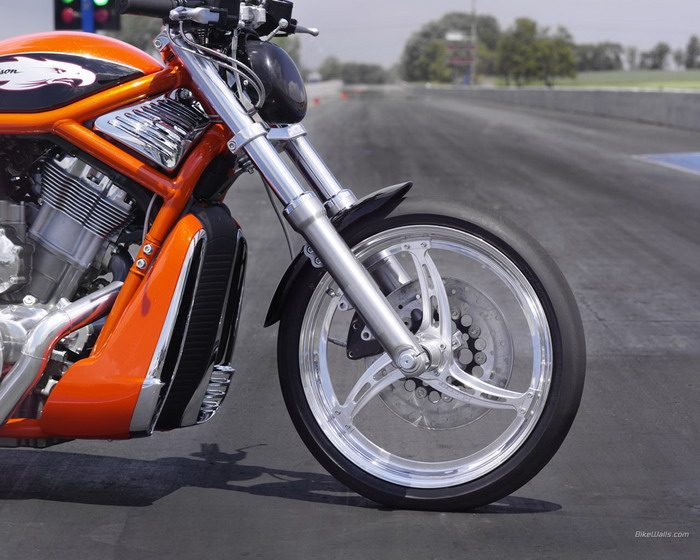 Harley-Davidson 1300 V-ROD DESTROYER VRXSE 2006 - 2