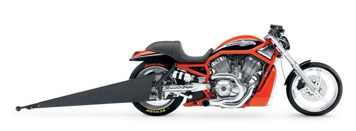 Harley-Davidson 1300 V-ROD DESTROYER VRXSE 2006 - 8
