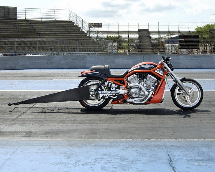 Harley-Davidson 1300 V-ROD DESTROYER VRXSE 2006 - 6