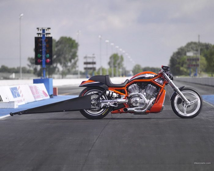 Harley-Davidson 1300 V-ROD DESTROYER VRXSE 2006 - 1