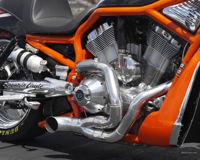 Harley-Davidson 1300 V-ROD DESTROYER VRXSE 2006 - 7