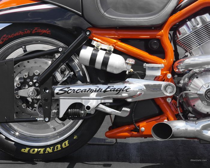 Harley-Davidson 1300 V-ROD DESTROYER VRXSE 2006 - 11