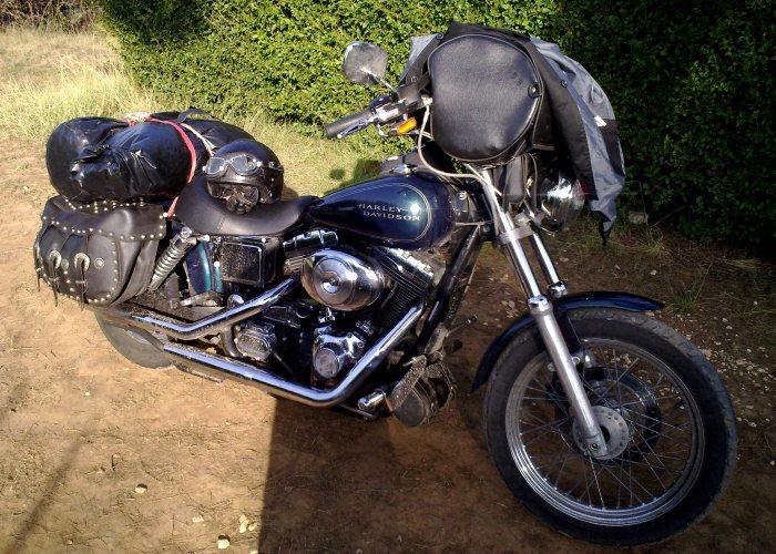 Harley-Davidson 1450 DYNA LOW RIDER edition HOGGER 2001 - 8