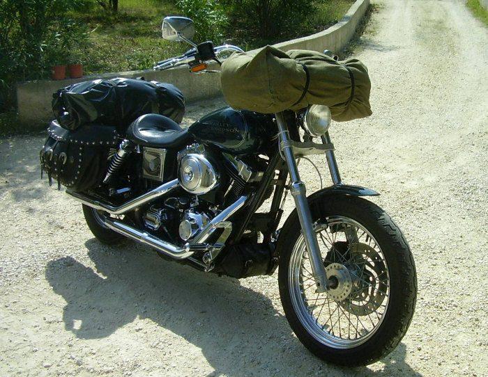 Harley-Davidson 1450 DYNA LOW RIDER edition HOGGER 2001 - 6
