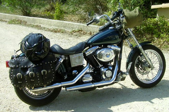 Harley-Davidson 1450 DYNA LOW RIDER edition HOGGER 2001 - 5