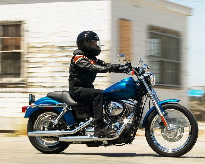 Harley-Davidson 1450 DYNA SUPER GLIDE CUSTOM FXDC 2005 - 12