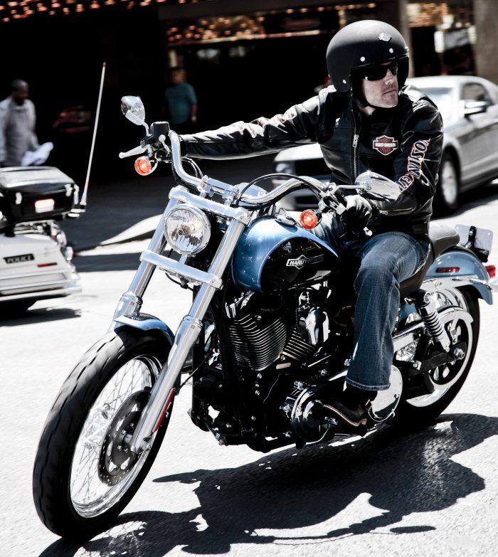 Harley-Davidson 1450 DYNA SUPER GLIDE CUSTOM FXDC 2005 - 20111