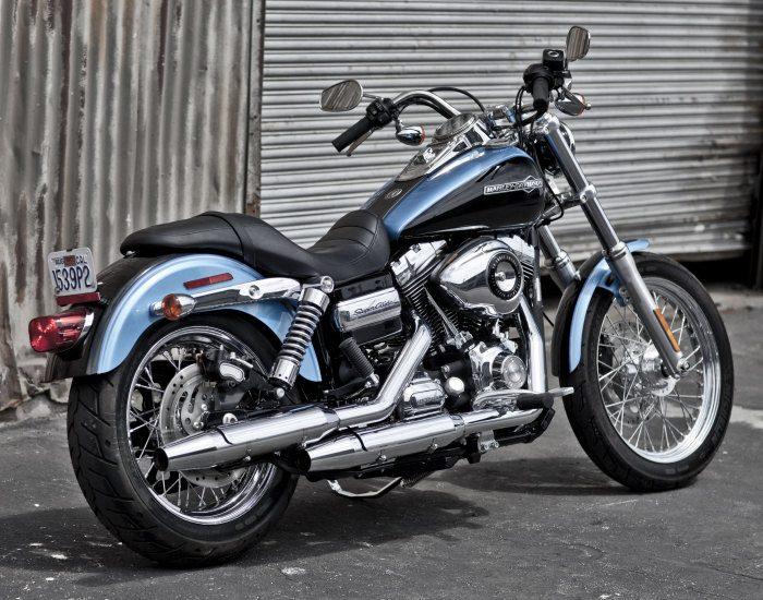 Harley-Davidson 1450 DYNA SUPER GLIDE CUSTOM FXDC 2005 - 20113