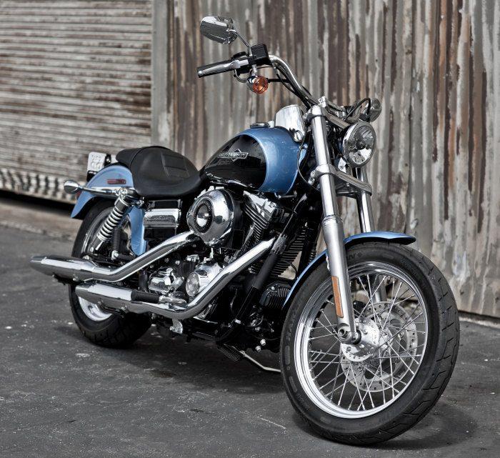 Harley-Davidson 1450 DYNA SUPER GLIDE CUSTOM FXDC 2005 - 20115
