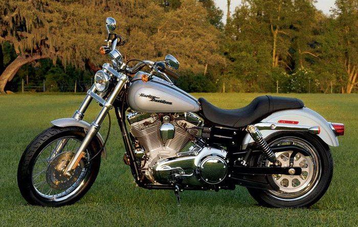 Harley-Davidson 1450 DYNA SUPER GLIDE CUSTOM FXDC 2005 - 1