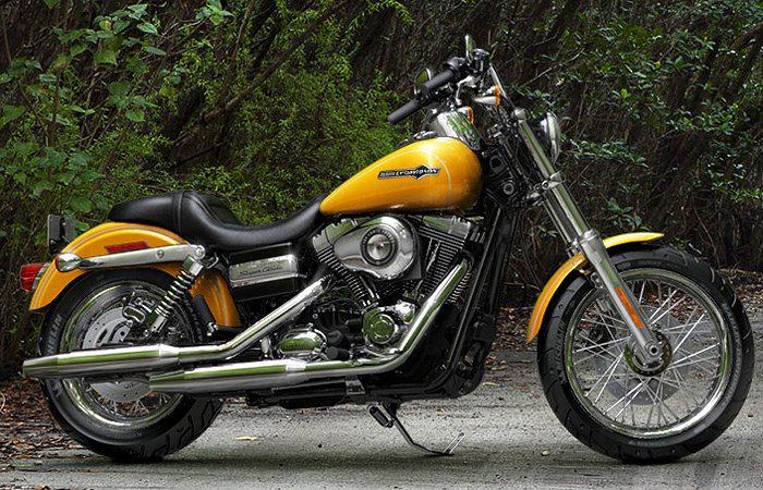 Harley-Davidson 1450 DYNA SUPER GLIDE CUSTOM FXDC 2005 - 20131