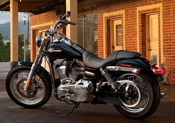 Harley-Davidson 1450 DYNA SUPER GLIDE CUSTOM FXDC 2005 - 20132
