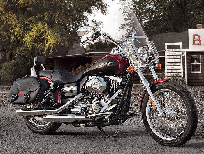 Harley-Davidson 1450 DYNA SUPER GLIDE CUSTOM FXDC 2005 - 20133