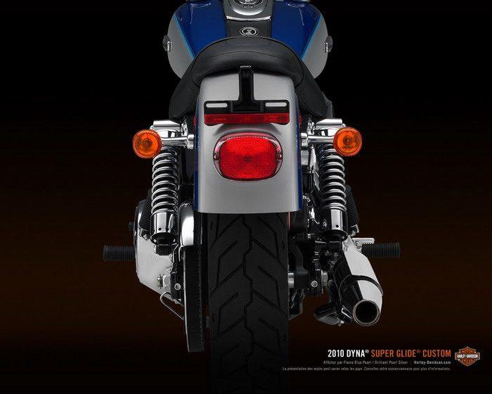 Harley-Davidson 1450 DYNA SUPER GLIDE CUSTOM FXDC 2005 - 21