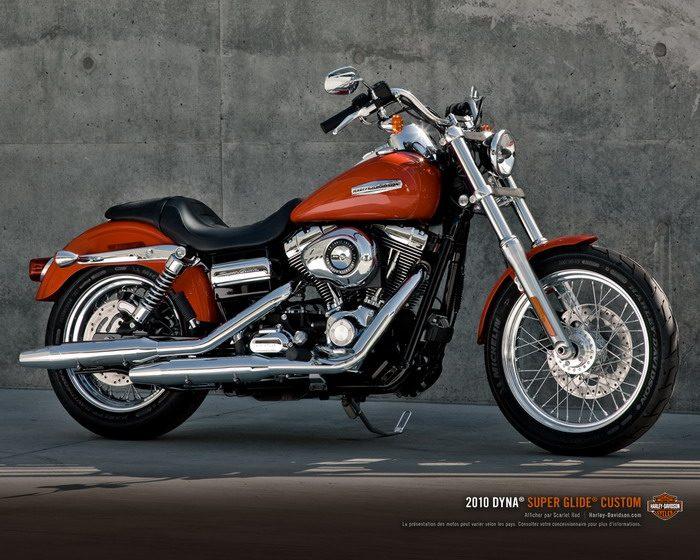Harley-Davidson 1450 DYNA SUPER GLIDE CUSTOM FXDC 2005 - 22