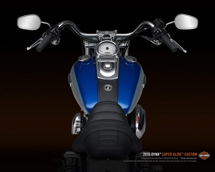 Harley-Davidson 1450 DYNA SUPER GLIDE CUSTOM FXDC 2005 - 24