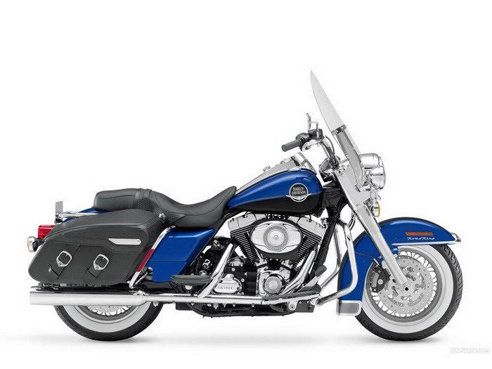 Harley-Davidson 1584 ROAD KING CLASSIC FLHRCI 2007 - 11