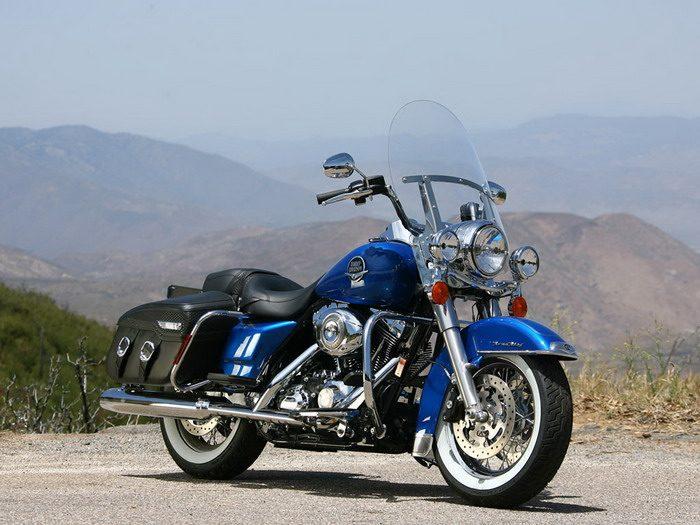 Harley-Davidson 1584 ROAD KING CLASSIC FLHRCI 2007 - 12