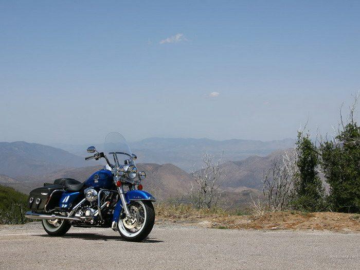 Harley-Davidson 1584 ROAD KING CLASSIC FLHRCI 2007 - 14